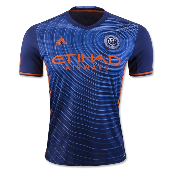 New York City FC 2016 Away CAMISETAS DE FÚTBOL