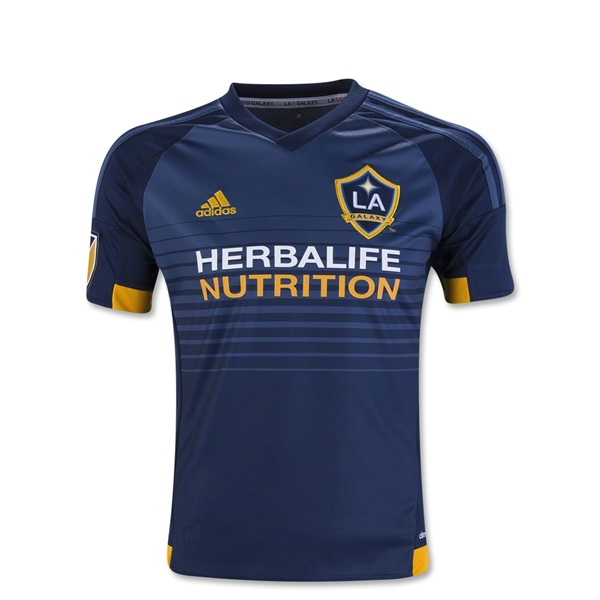 LA Galaxy 2016 Youth Away Soccer Jersey