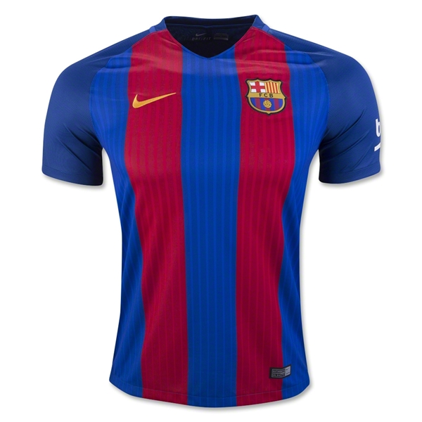 Barcelona 16/17 Home Jersey