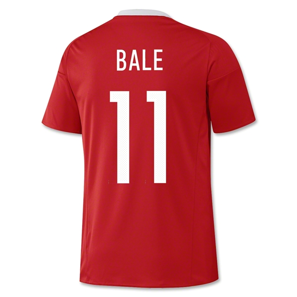 Wales 2016 BALE Home Jersey