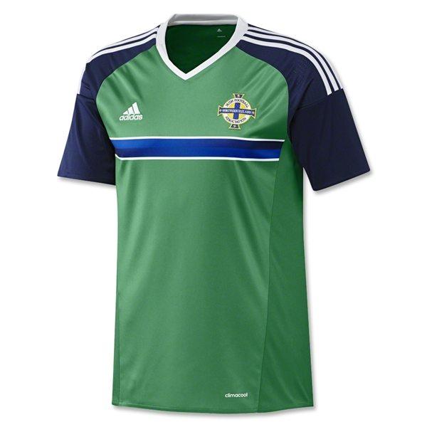 Northern Ireland 2016 Home Jersey
