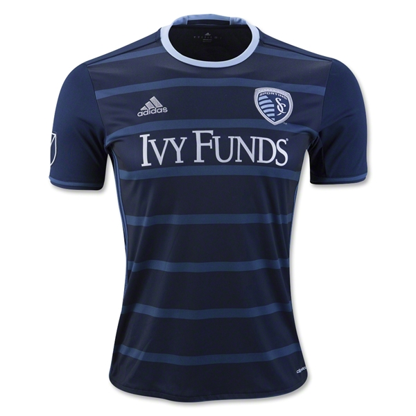 Sporting KC 2016 Away Soccer Jersey