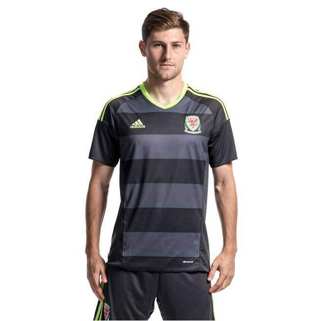 Wales 2016 Away Jersey