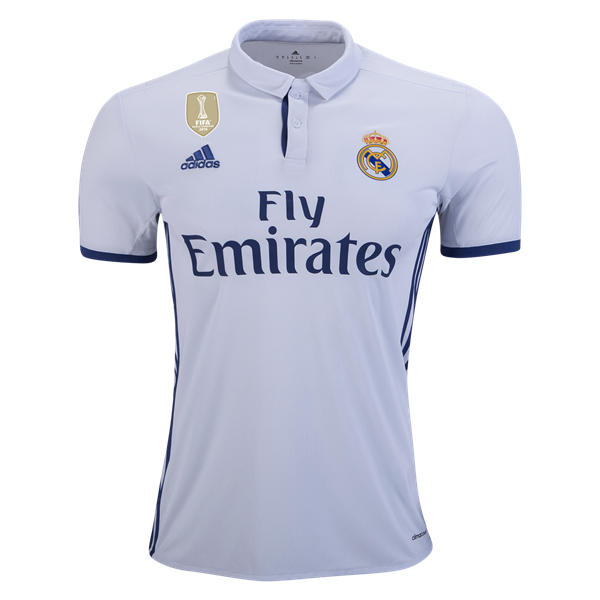 adidas Real Madrid Club World Cup Home Jersey 16/17