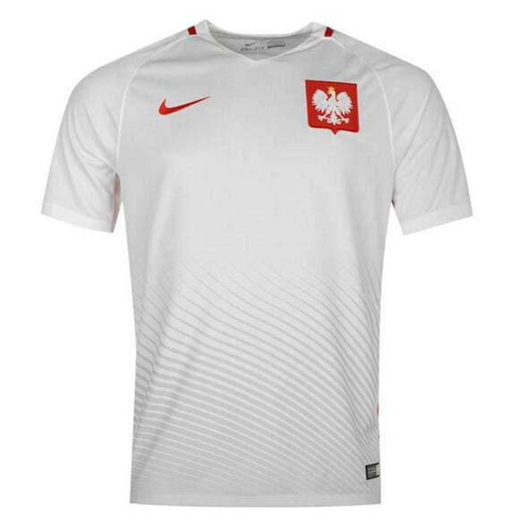 Nike Poland Home Shirt 2016