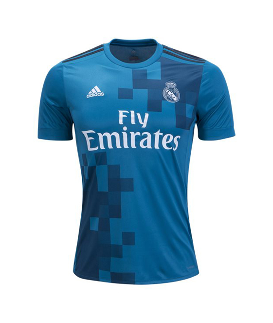 Camiseta Real Madrid 3ª Equipacion 2017/2018