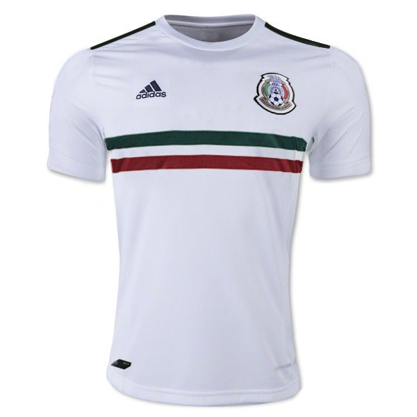 MEXICO 2017 AWAY JERSEY