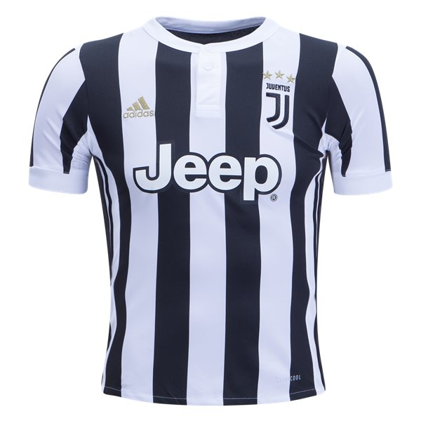 adidas Juventus Youth Home Jersey 17/18